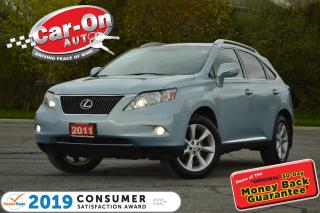 Used 2011 Lexus RX 350 AWD LEATHER NAV SUNROOF REAR CAM LOADED for sale in Ottawa, ON