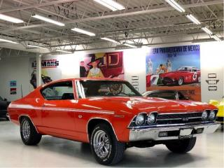 Used 1969 Chevrolet Chevelle SS Yenko Tribute, Resto Mod for sale in Paris, ON