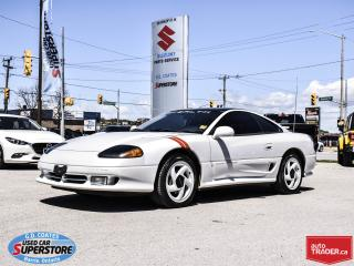 Used 1992 Dodge Stealth R/T Twin Turbo AWD ~VERY RARE ~Exceptionally Clean for sale in Barrie, ON