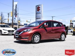 Used 2018 Nissan Versa Note SV ~Heated Seats ~Backup Camera ~Bluetooth for sale in Barrie, ON