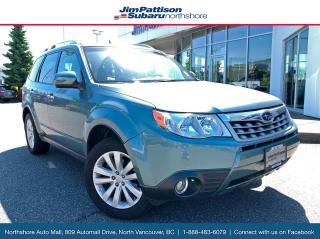 Used 2012 Subaru Forester 2.5X Touring Package 48K Only, Accident-Free for sale in North Vancouver, BC