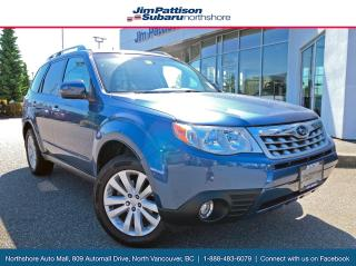 Used 2012 Subaru Forester 2.5X Touring Package Low K, BC Vehicle for sale in North Vancouver, BC