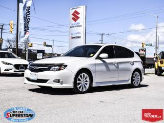 Used 2011 Subaru Impreza 2.5i AWD ~Heated Leather Seats ~Power Moonroof for sale in Barrie, ON