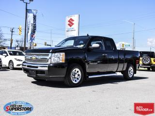 Used 2010 Chevrolet Silverado 1500 LS Cheyenne Edition Extended Cab ~ONLY 37,000 KM! for sale in Barrie, ON