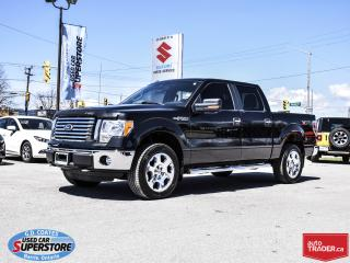 Used 2011 Ford F-150 XLT XTR Super Crew 4x4 ~5.0L V8 ~20 Inch Wheels for sale in Barrie, ON