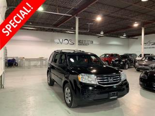 Used 2012 Honda Pilot LX 8 Passenger - No Payments For 6 Months** for sale in Concord, ON