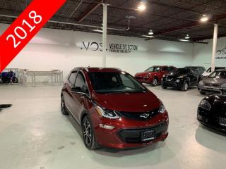 Used 2018 Chevrolet Bolt EV Premier GPS - No Payments For 6 Months** for sale in Concord, ON