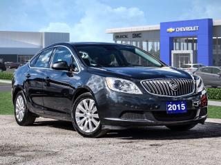 Used 2015 Buick Verano Base for sale in Markham, ON
