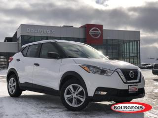 Used 2019 Nissan Kicks *CPO* BLUETOOTH, REVERSE CAMERA for sale in Midland, ON