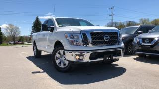 Used 2018 Nissan Titan Sv 5.6l Premium Package for sale in Midland, ON