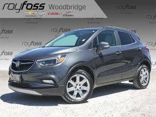 Used 2017 Buick Encore Premium for sale in Woodbridge, ON