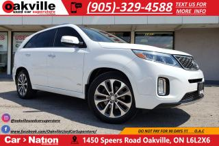 Used 2014 Kia Sorento SX V6 | NAV | LEATHER | PANO ROOF | 7 SEAT for sale in Oakville, ON