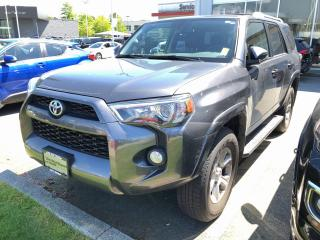 Used 2016 Toyota 4Runner SR5 for sale in North Vancouver, BC