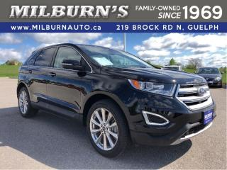Used 2018 Ford Edge Titanium / AWD for sale in Guelph, ON