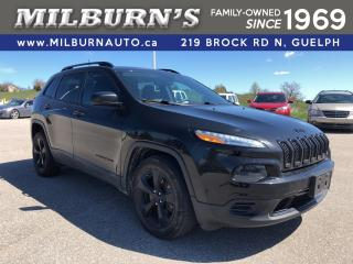 Used 2016 Jeep Cherokee Altitude for sale in Guelph, ON