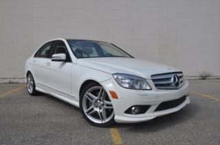 Used 2010 Mercedes-Benz C-Class 4dr Sdn 3.5L 4MATIC for sale in Edmonton, AB