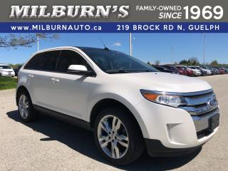 Used 2014 Ford Edge Limited / AWD for sale in Guelph, ON