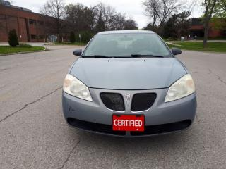 Used 2007 Pontiac G6 4dr Sdn for sale in Mississauga, ON