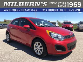 Used 2015 Kia Rio LX+ ECO for sale in Guelph, ON