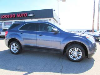 Used 2013 Chevrolet Equinox LS BLUETOOTH AUTO CERTIFIED 2YR WARRANTY for sale in Milton, ON
