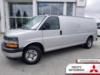 Used 2017 Chevrolet Express Cargo Van WT  NAVI-BACK UP CAM for sale in Port Coquitlam, BC