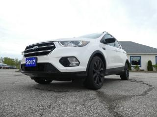 Used 2017 Ford Escape SE- 1.5L- SPORT- APP PACKAGE- LEATHER- NAV- HEATED SEATS for sale in Essex, ON