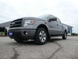 Used 2013 Ford F-150 FX2- LOW KM- BLUETOOTH- BACKUP SENSOR- GREAT SHAPE for sale in Essex, ON