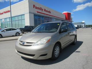Used 2009 Toyota Sienna CE 7 Passenger, NO ACCIDENT for sale in Brampton, ON