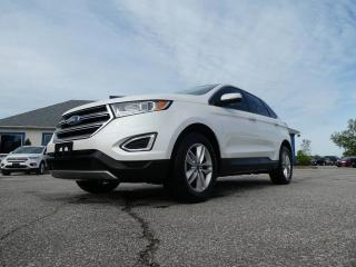 Used 2016 Ford Edge SEL- LEATHER- NAV- SUNROOF- BACKUP CAM- HEATED SEATS for sale in Essex, ON