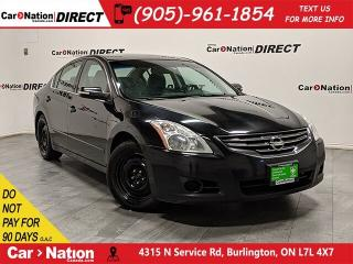 Used 2010 Nissan Altima 2.5 SL| AS-TRADED| LEATHER| SUNROOF| for sale in Burlington, ON
