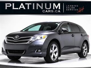 Used 2014 Toyota Venza LE V6, XM RADIO, BLUETOOTH, VOICE, for sale in Toronto, ON