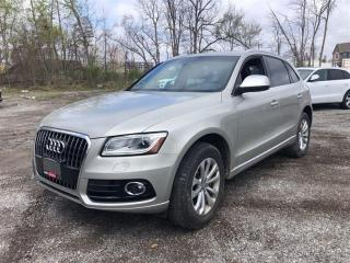 Used 2013 Audi Q5 2.0T QUATTRO PREMIUM, PANO, HEATED LTHR for sale in Toronto, ON
