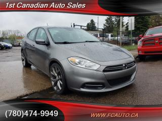 Used 2013 Dodge Dart SXT-LOW Monthly PAYMENTS!! for sale in Edmonton, AB