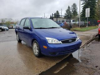 Used 2005 Ford Focus SE-ZX4-GOOD RUNNING CONDITION for sale in Edmonton, AB