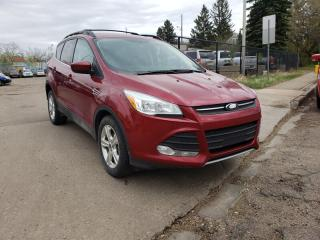 Used 2013 Ford Escape SE-AWD-LEATHER-BACKUP CAMERA-LOW MONTHLY PAYMENTS for sale in Edmonton, AB