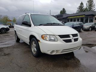 Used 2005 Dodge Grand Caravan SXT-DVD-POWER DOORS-LOW MONTHLY PAYMENTS!! for sale in Edmonton, AB