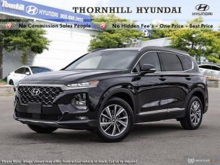 New 2019 Hyundai Santa Fe 2.4L Preferred w/Dark Chrome Accent AWD for sale in Thornhill, ON
