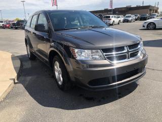 Used 2017 Dodge Journey CVP/SE for sale in Etobicoke, ON