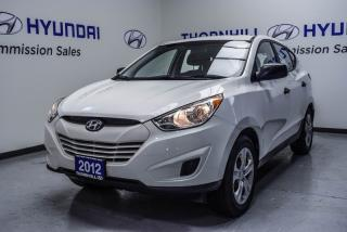 Used 2012 Hyundai Tucson L for sale in Thornhill, ON
