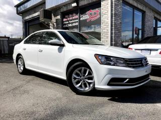 Used 2018 Volkswagen Passat Trendline+  Automatique Sieges Chauffant for sale in Longueuil, QC