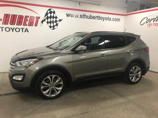 Used 2015 Hyundai Santa Fe Sport 2.0t Sport, Awd for sale in St-Hubert, QC