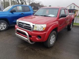 Used 2010 Toyota Tacoma ACCES CAB V6 4X4 for sale in Québec, QC