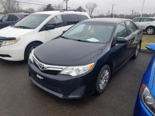 Used 2012 Toyota Camry LE for sale in Québec, QC