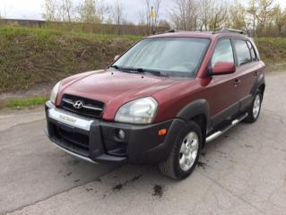 Used 2006 Hyundai Tucson 4 portes, GL, traction avant, 2,7 L, boî for sale in Quebec, QC