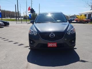 Used 2015 Mazda CX-5 GS for sale in Barrie, ON