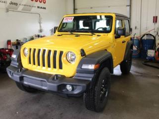 Used 2019 Jeep Wrangler SPORT for sale in Halifax, NS