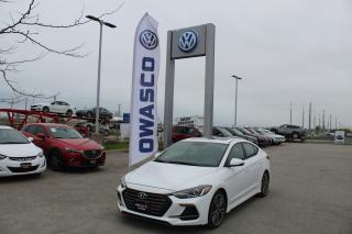 Used 2018 Hyundai Elantra Sport for sale in Whitby, ON