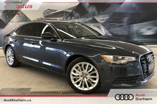 Used 2013 Audi A6 3.0T Premium + Nav | Rear Cam | Blind Spot for sale in Whitby, ON