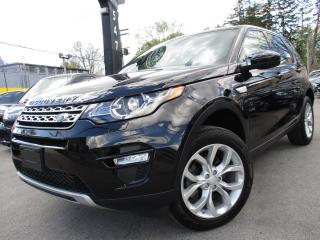 Used 2016 Land Rover Discovery Sport DISCOVERY SPORT|20KMS ONLY|NAVI|PANO ROOF !! for sale in Burlington, ON
