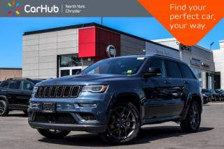 New 2019 Jeep Grand Cherokee LIMITED X|Pano_Sunroof|Remote_Start|Keyless_Entry| for sale in Thornhill, ON
